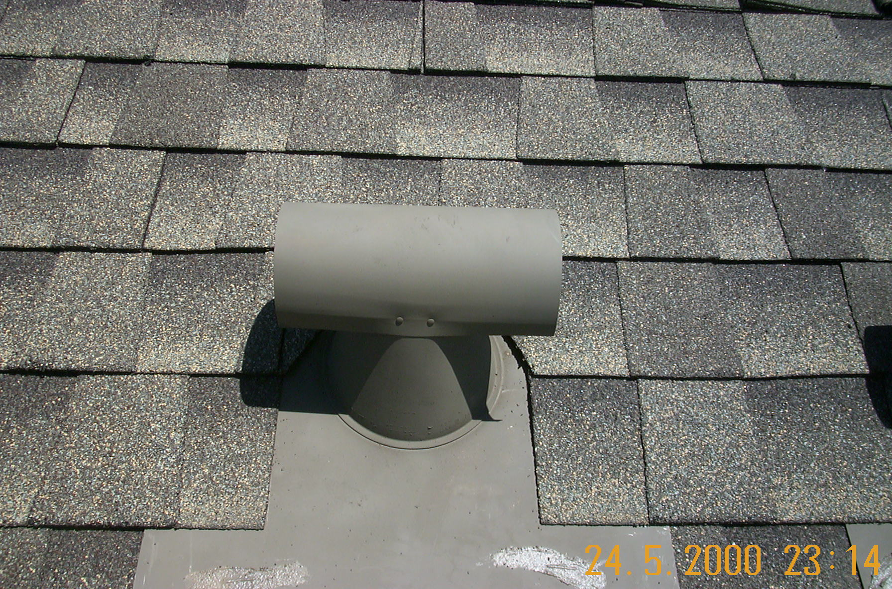 Roof Top Vent : Fan roofing solar star attic